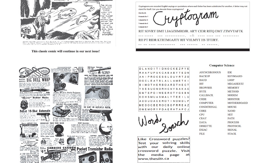 Privacy enhancing cryptography puzzles