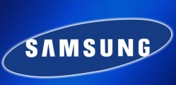 The Samsung Corporate Logo
