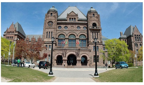 queenspark Ontario Greens: Liberal budget excludes public input on important environmental protections