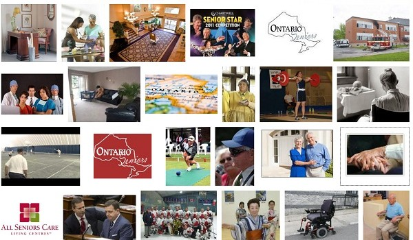 Mosaic of Ontario Seniors- here's what our browser search engine revealed