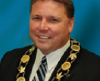 "Haldimand Mayor Hewitt- ""we are so fortunate to live in such a beautiful area within a very prosperous country. However, that doesn't mean that everyone has an equal share of the wealth."""