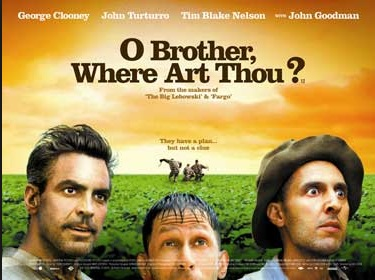 o brother where art thou and odyssey essay In his essay, myth today the prime example of this would be homer's odyssey, which can be o brother, where art thou.
