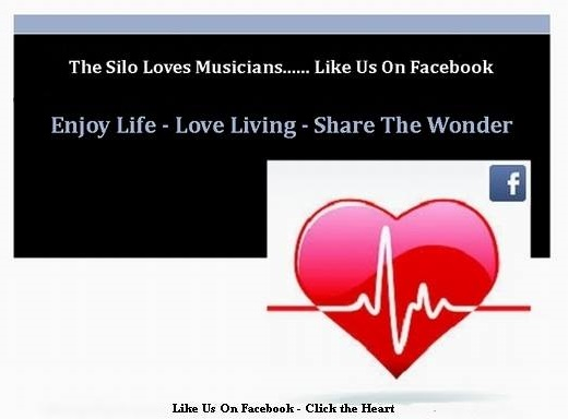 The Silo Loves Music and Musicians- Please Like us on Facebook