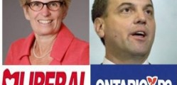 "Ontario Premier Kathleen Wynne to Ontario PC Leader Tim Hudak: ""Produce one qualified, independent economist who agrees with your position that person-years of employment are the same as permanent jobs. This basic error in your platform, exposed by the economists cited above, has grossly inflated your job creation claims."""