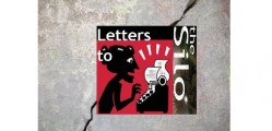 Letters to the Silo Banner