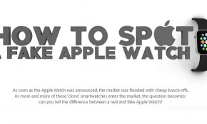 How To Spot Fake AppleWatch Banner