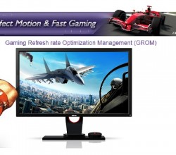 BenQ Fast Gaming Sports Monitor Banner