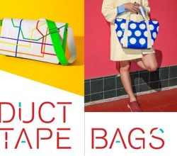 Duct Tape Bags Banner