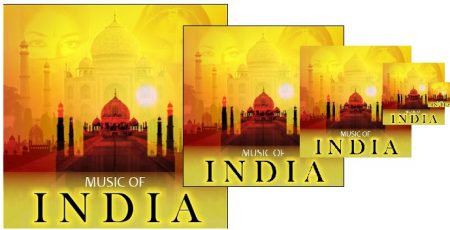 Music Of India Banner