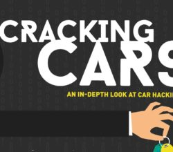 cracking cars infographic banner
