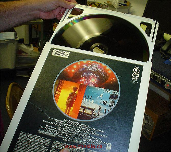 CED Selectavision Videodiscs Are Movies On Vinyl Records