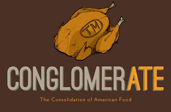 The Consolidation Of North American Food
