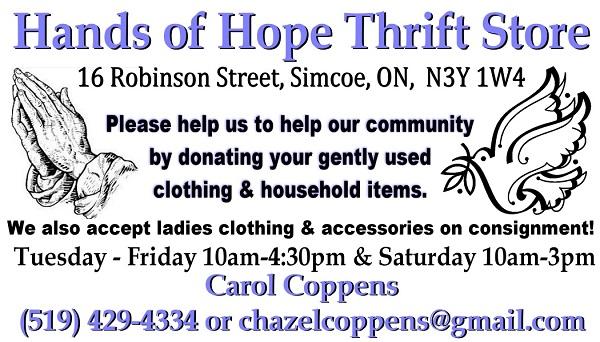 Helping Hands Thrift Shop