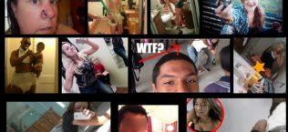 worlds worst selfies