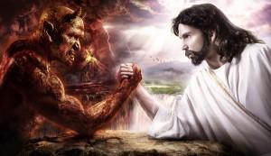 Hey Devil- no cheating! image: dumc.my