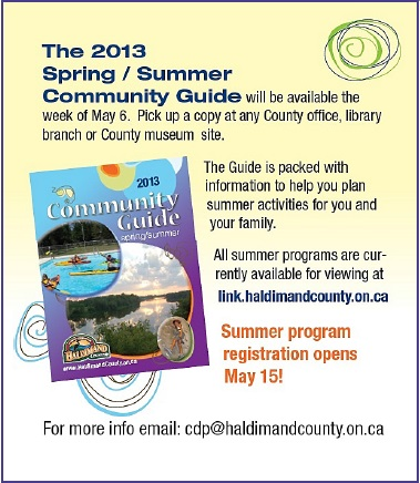 Haldimand Guide