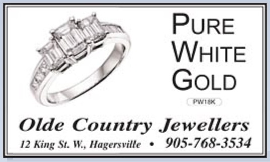 Pure White Gold !
