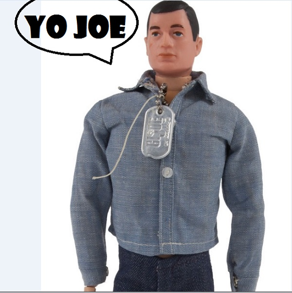 Talking GI Joe