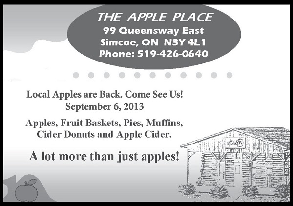 The Apple Place Norfolk Fruit Growers Association
