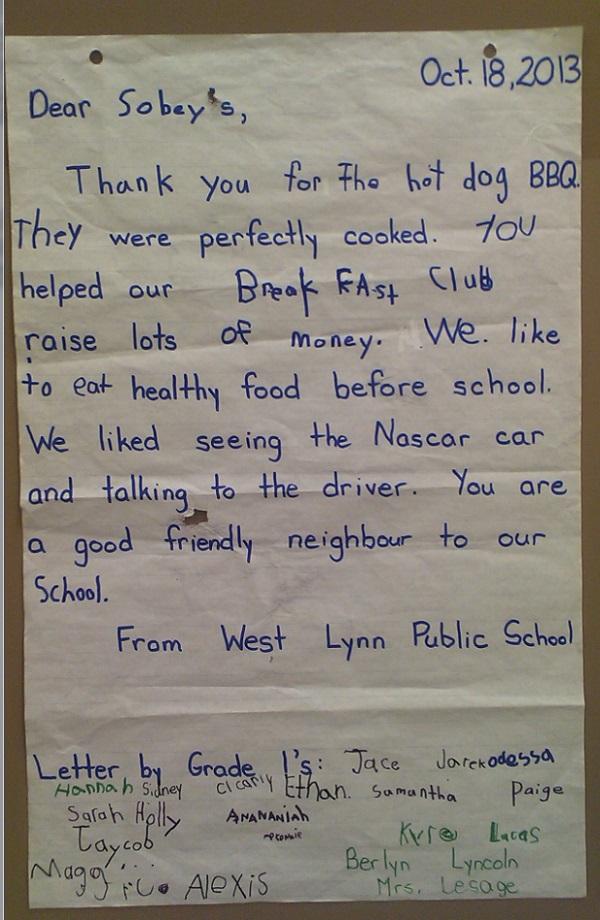 West Lynn Public School