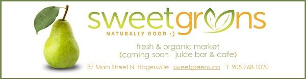 Sweet Greens Hagersville