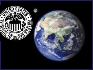 God-like powers? The United States Federal Reserve essentially drives the entire world economy. image: imagesci.com