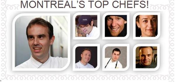 Olivier Perret (Executive Chef), Fisun Ercan (Barbounya & Su), Alexandre Gosselin (Chez Victoire), Christophe Morel (Chocolatier), Antonio Park (Park), Matthieu Saunier (Osco) and Olivier Potier (Pastry Chef). Click here