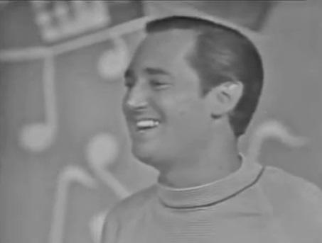 Mr. Neil Sedaka back when T.V. was a warm, fuzzy black and white glow........