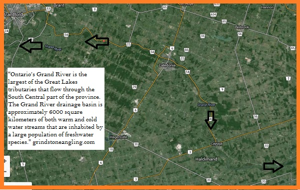 Conservation Authority: Please Help acknowledge those improving Grand River