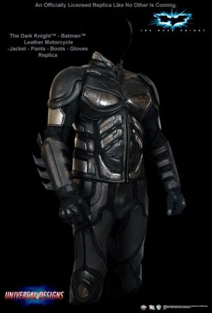 Is this where we are heading? Hi-tech clothing that approaches Batman's body enhancements and armor? Could be. CP