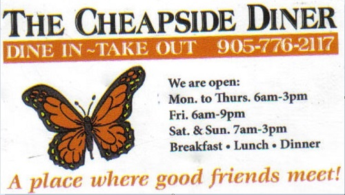 Cheapside Diner
