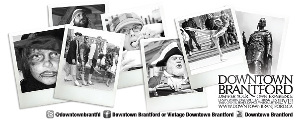 Downtown Brantford