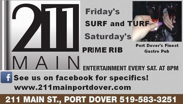 211 Main Port Dover