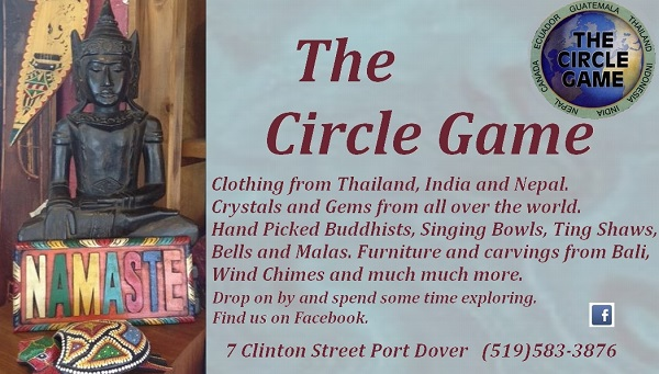 The Circle Game Port Dover
