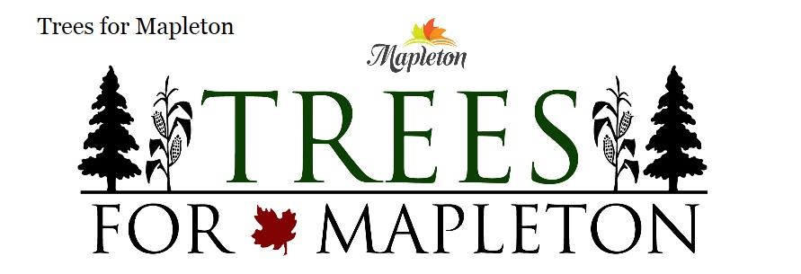 Rural Landowners In Mapleton May Apply For Tree Planting Grants