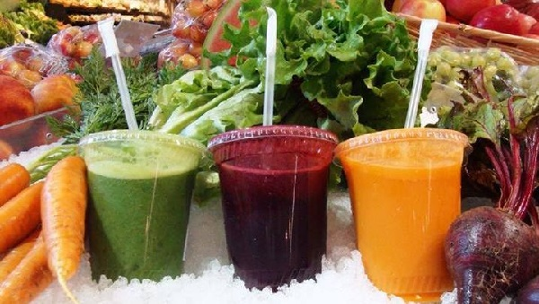 Sweet Greens Juice Bar