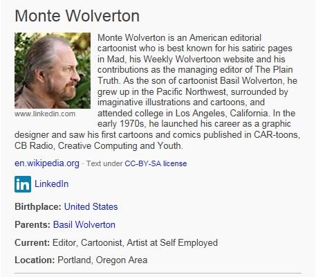 Monte Wolverton