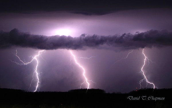 Lightning by Chapman