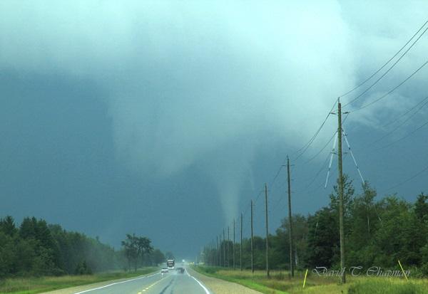 Tornado by Chapman