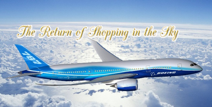 Vacate The Seatback SKY2BUY Is The New 'Mall in the Sky'