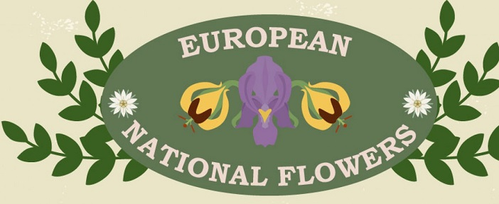 For many European countries- National Flower is second only to flag in importance