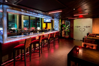 Insuite Bar Miami Hilton