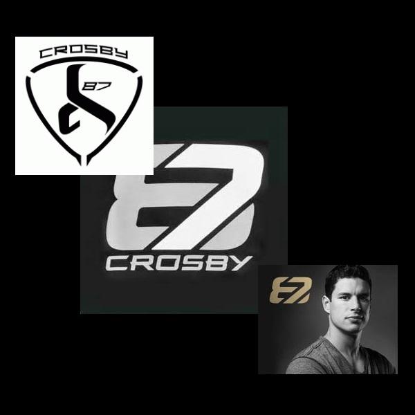 Sidney Crosby Reebok Logo SC87