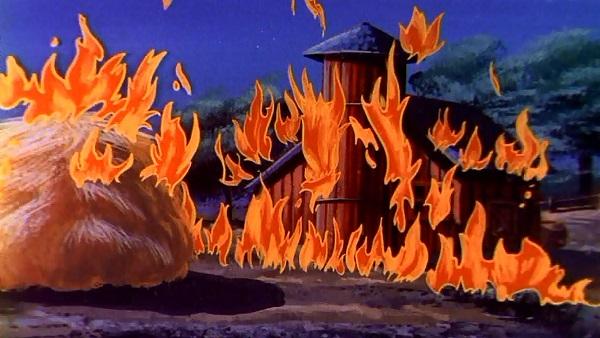 barn burning faulkner setting