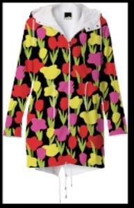 Raincoat by Annu Kilpeläinen, $145USD