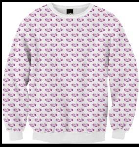 Sweatshirt by Uli Knoezer, $85USD