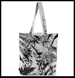Tote bag by Tatiana Arocha, $28USD
