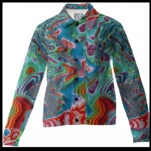 Twill jacket by Brian Vu, $120USD