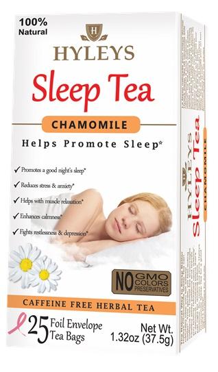 Hyleys Tea SleepTea Chamomile