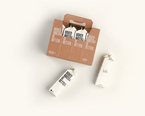 Legacy Boxed Water Singles